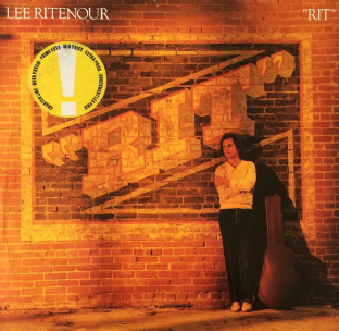 Lee Ritenour - Rit (LP) (VG/G++)
